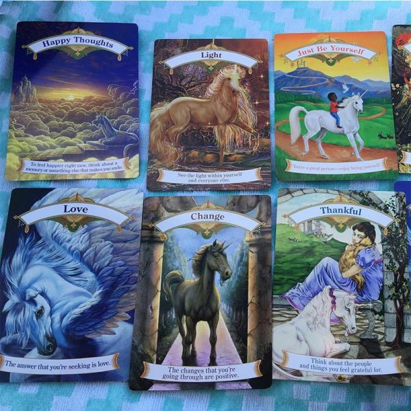 Magical Unicorn Oracle Cards 10