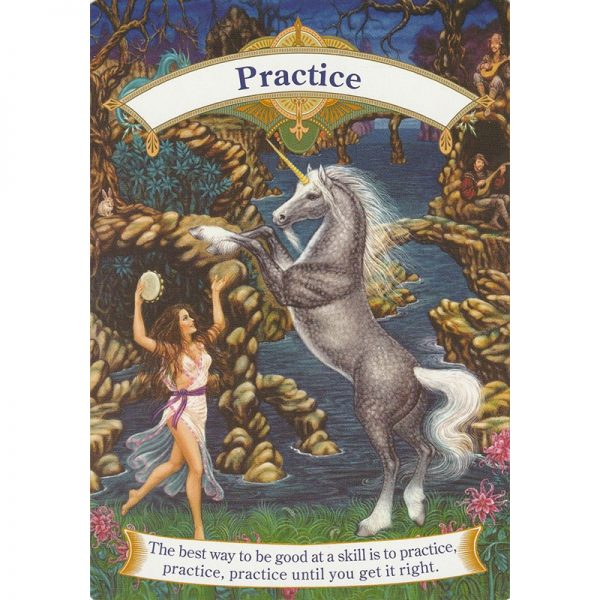 Magical Unicorn Oracle Cards 3
