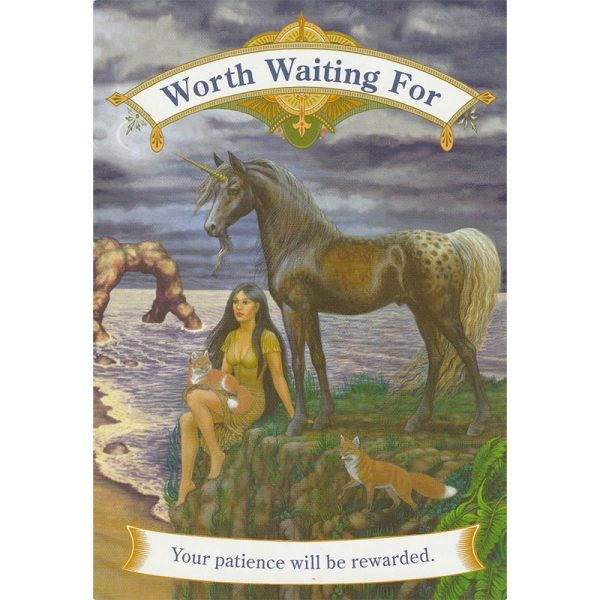 Magical Unicorn Oracle Cards 5