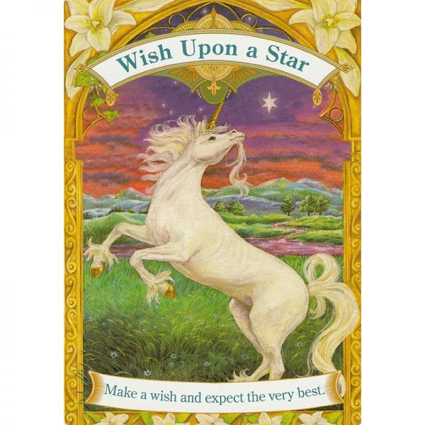 Magical Unicorn Oracle Cards 6