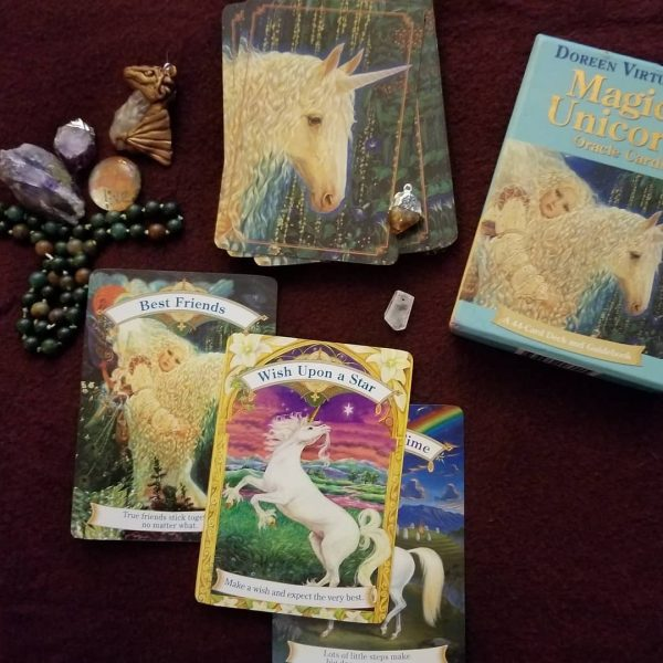 Magical Unicorn Oracle Cards 9