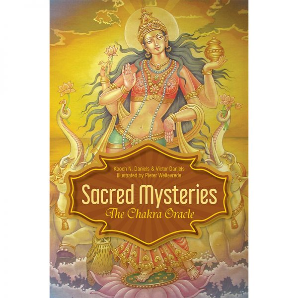 Sacred Mysteries The Chakra Oracle 1
