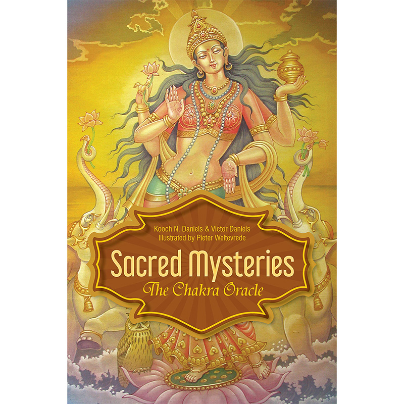 Sacred Mysteries The Chakra Oracle 5