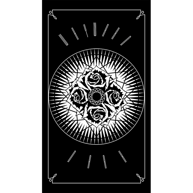 Wayward Dark Tarot 9