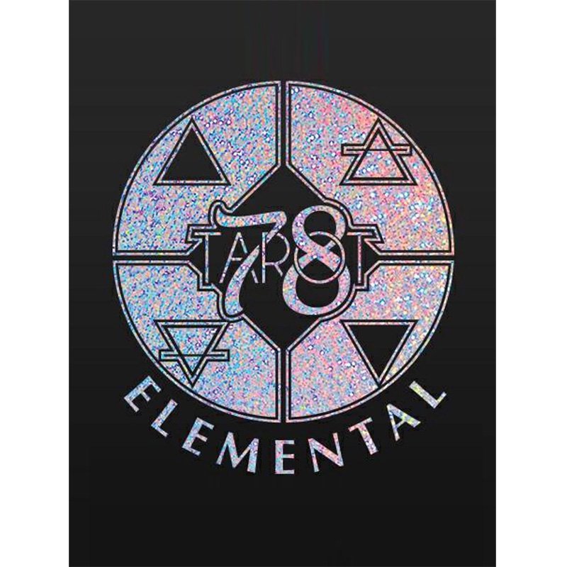 78 Tarot Elemental 7