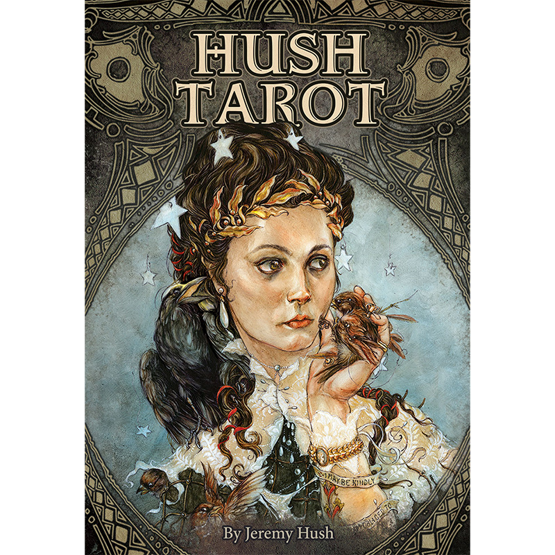 Hush Tarot 12