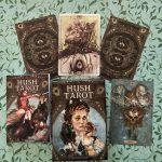 Hush Tarot 14