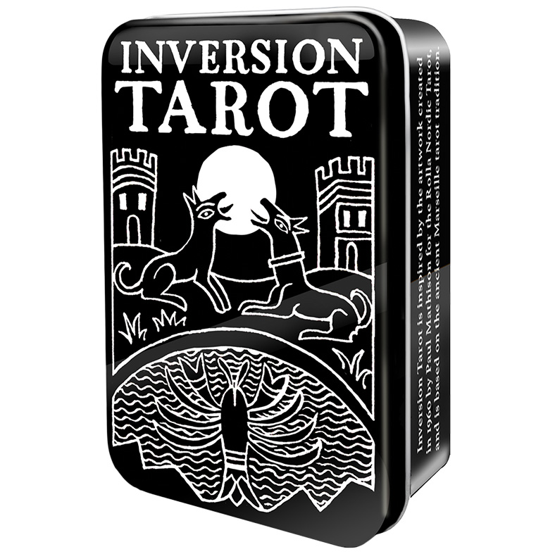 Inversion Tarot 9
