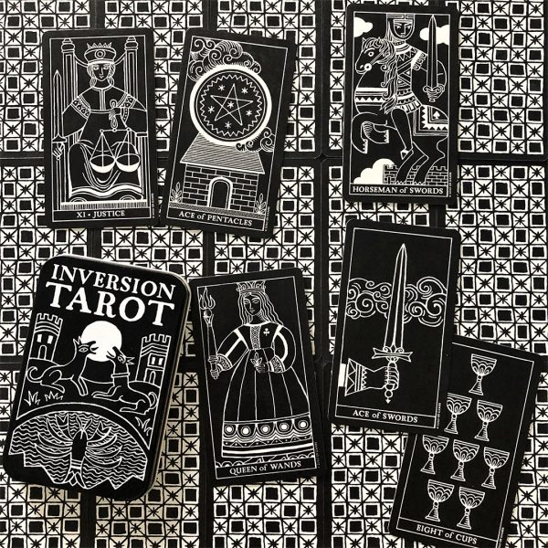 Inversion Tarot 10