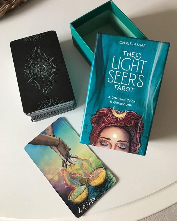 Light Seers Tarot 14