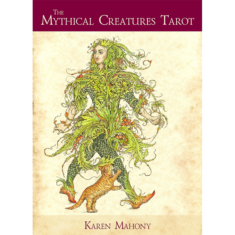 Mythical Creatures Tarot 21