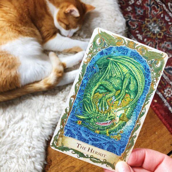 Mythical Creatures Tarot 10