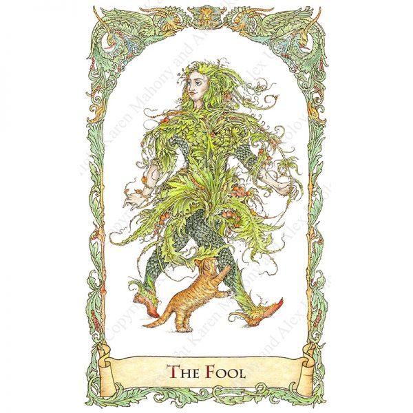 Mythical Creatures Tarot 3