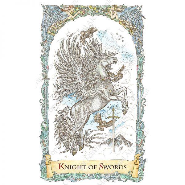 Mythical Creatures Tarot 5