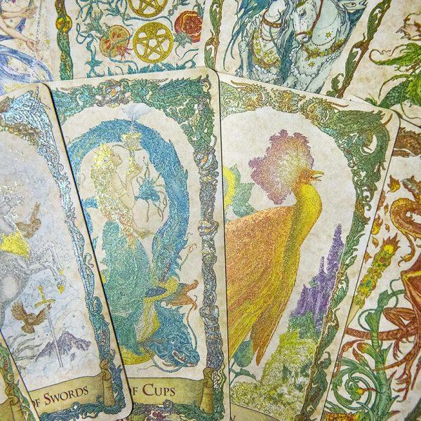 Mythical Creatures Tarot 9