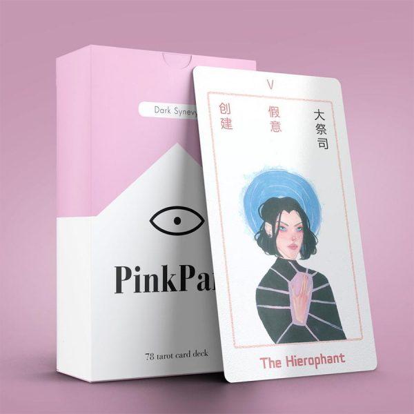 PinkPain Tarot 2