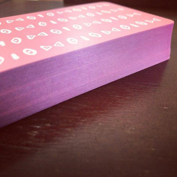 PinkPain Tarot 7