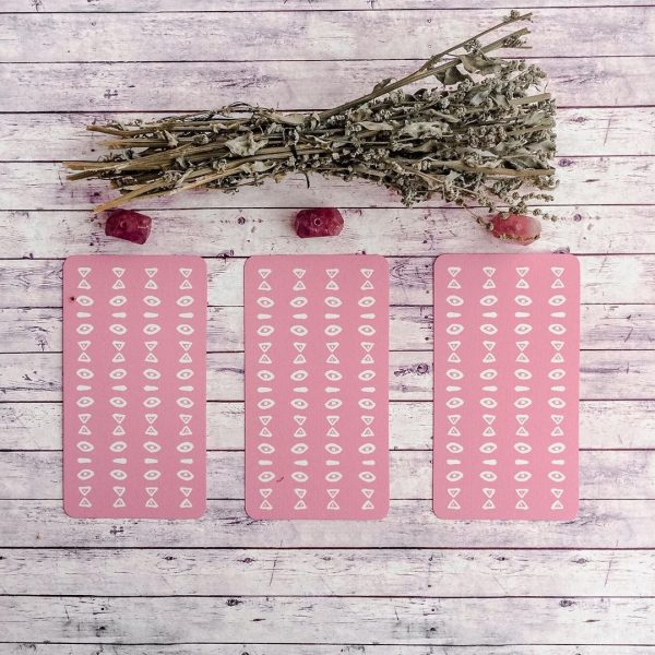 PinkPain Tarot 8