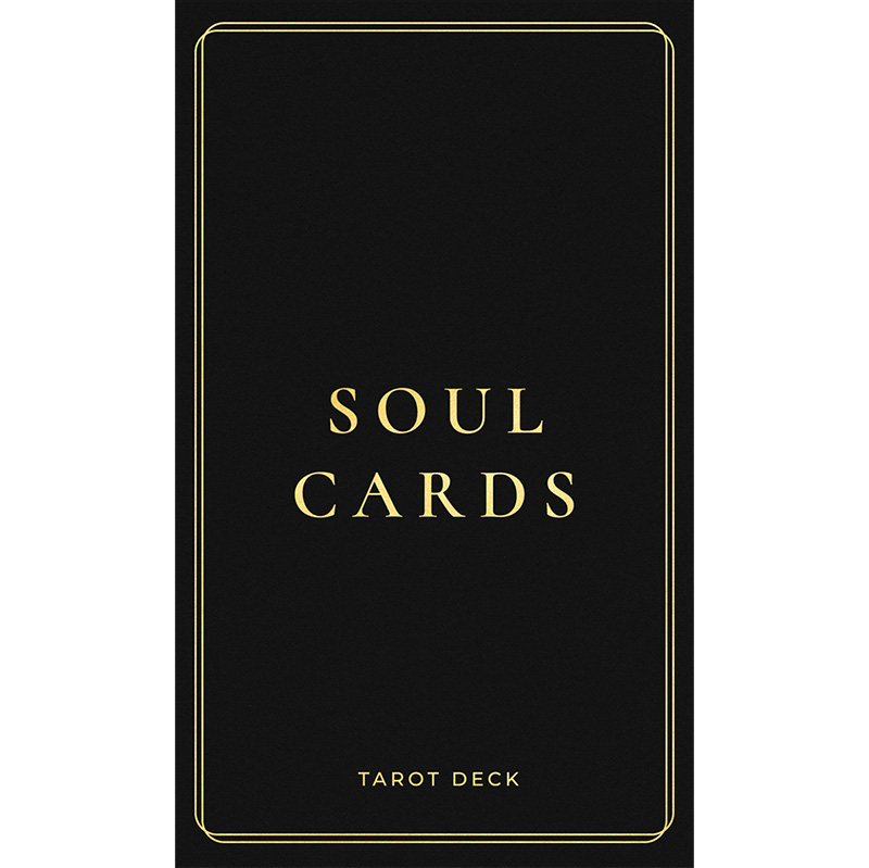 Soul Cards Tarot (Black Edition) 5