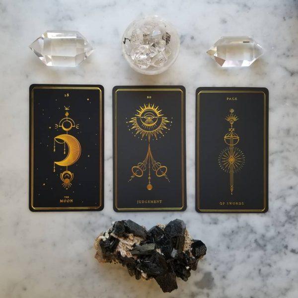 Soul Cards Tarot 13
