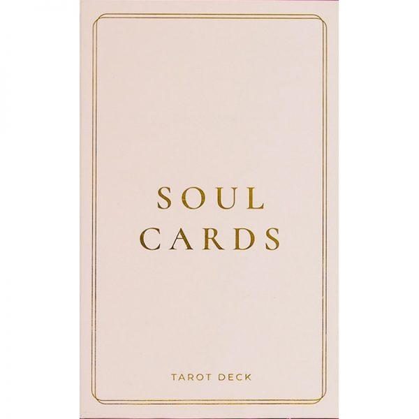 Soul Cards Tarot Pink Edition 1