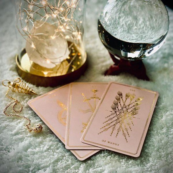 Soul Cards Tarot Pink Edition 12