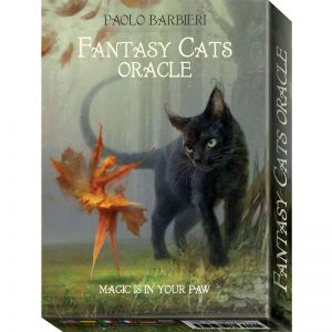 Fantasy Cats Oracle 8