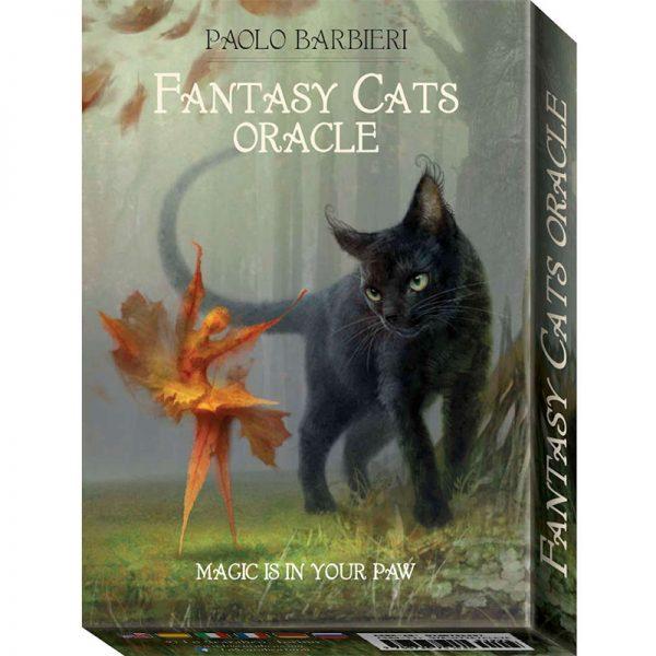 Fantasy Cats Oracle 1