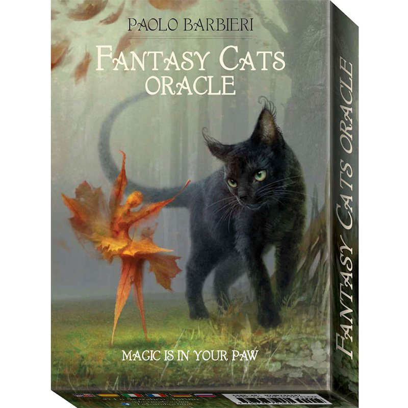 Fantasy Cats Oracle 17
