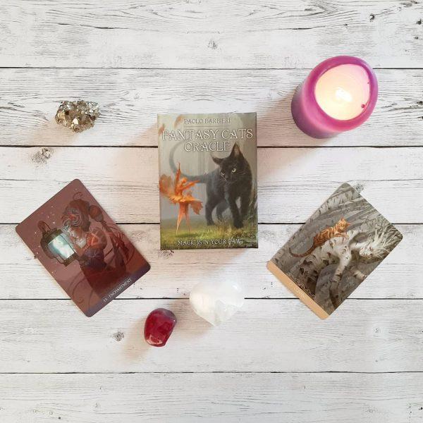 Fantasy Cats Oracle 7