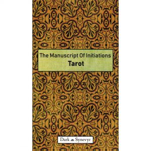 Manuscript of Initiations Tarot 12