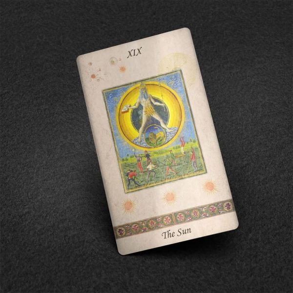 Manuscript of Initiation Tarot 2