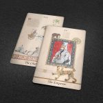Manuscript of Initiation Tarot 3