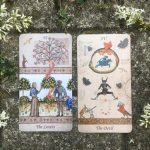 Manuscript of Initiation Tarot 7