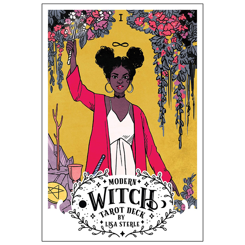 Modern Witch Tarot 12