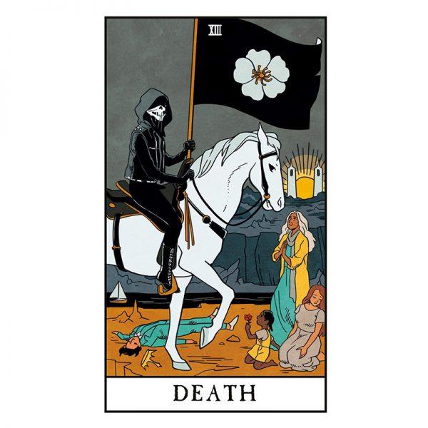 Modern Witch Tarot 6