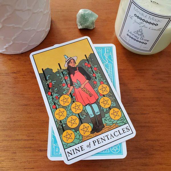Modern Witch Tarot 9