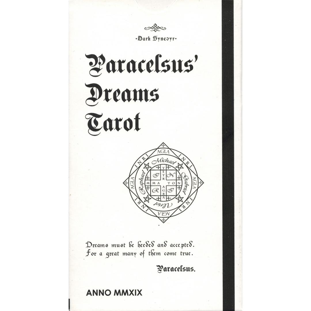 Paracelsus Dreams Tarot 25