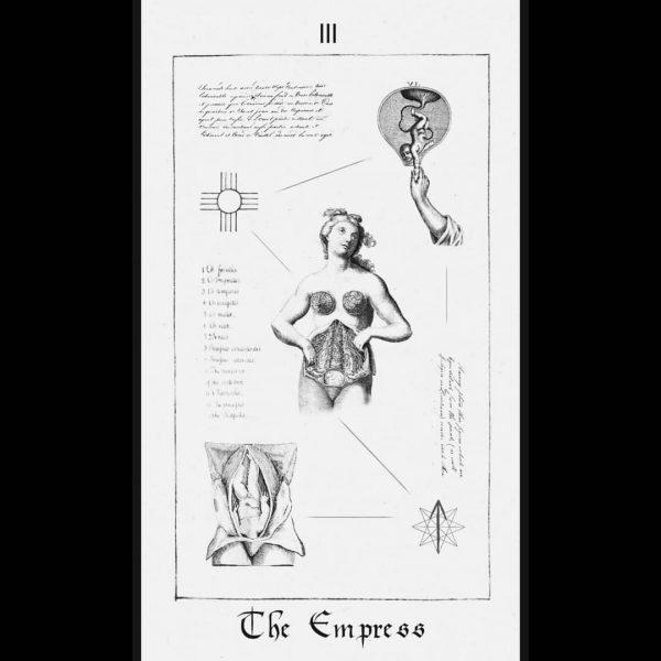 Paracelsus Dreams Tarot 4