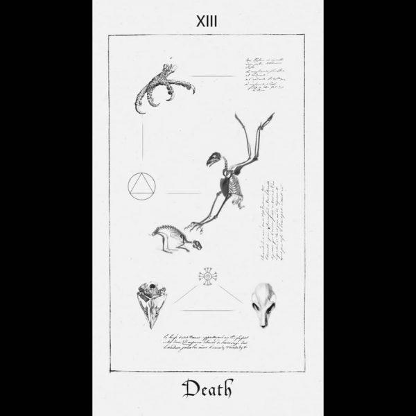 Paracelsus Dreams Tarot 7