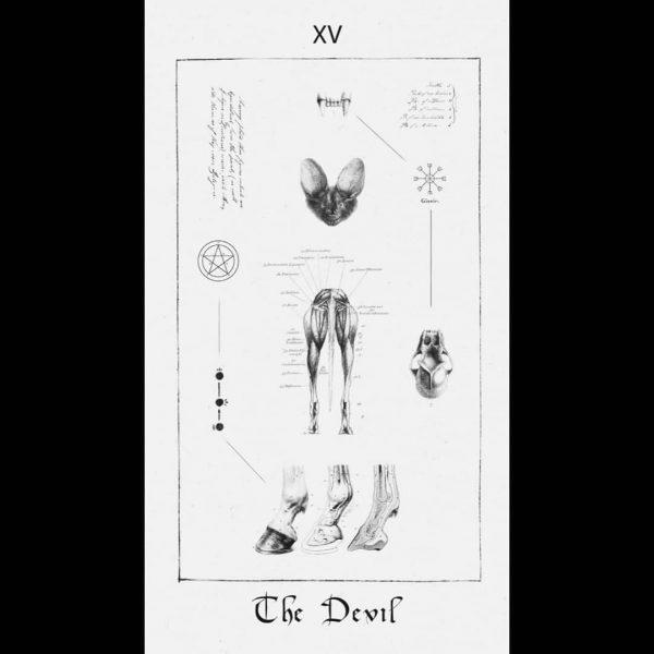 Paracelsus Dreams Tarot 8