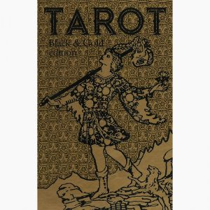Tarot Black & Gold Edition 12