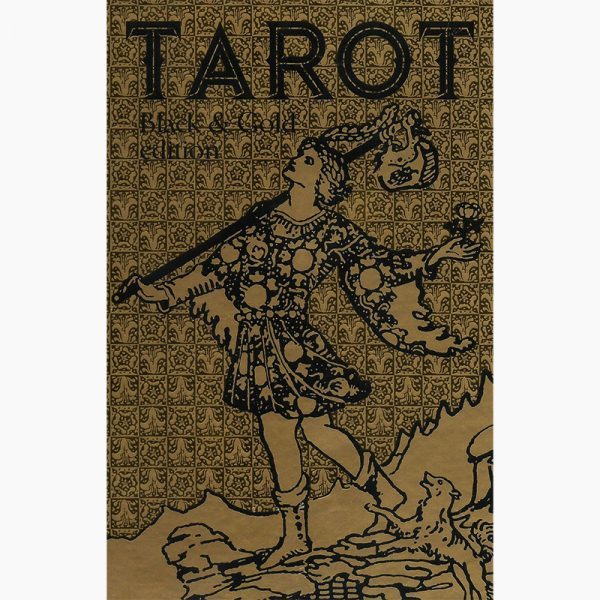Tarot Black and Gold Edition 1