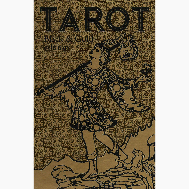 Tarot Black & Gold Edition 17