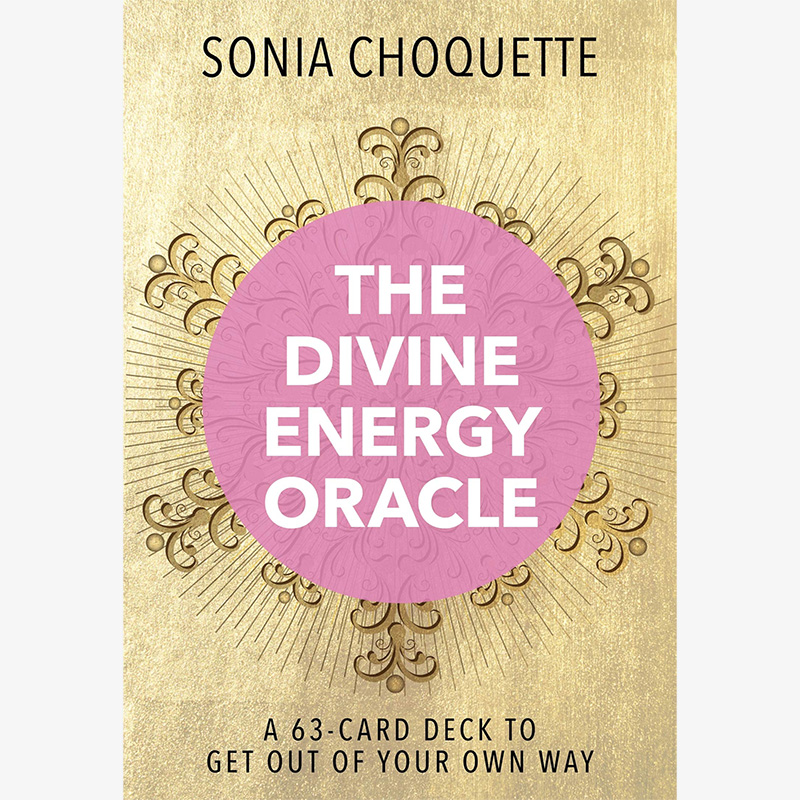 Divine Energy Oracle 21