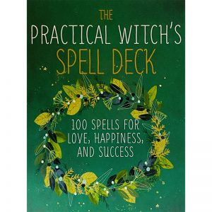 Practical Witch's Spell Deck 25