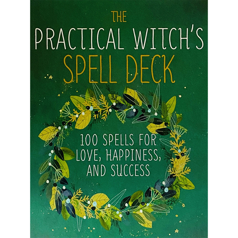 Practical Witch's Spell Deck 24
