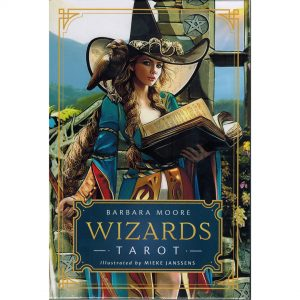 Wizards Tarot 4