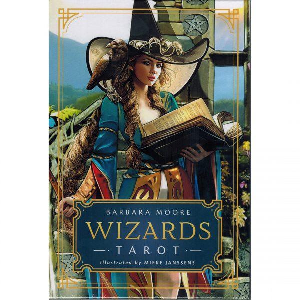 Wizards Tarot 1