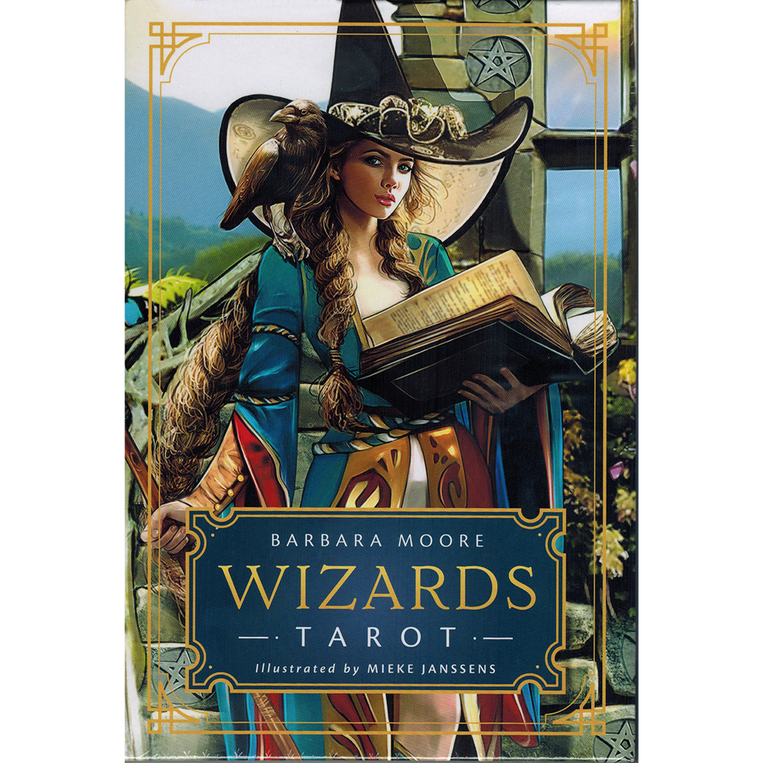 Wizards Tarot 9